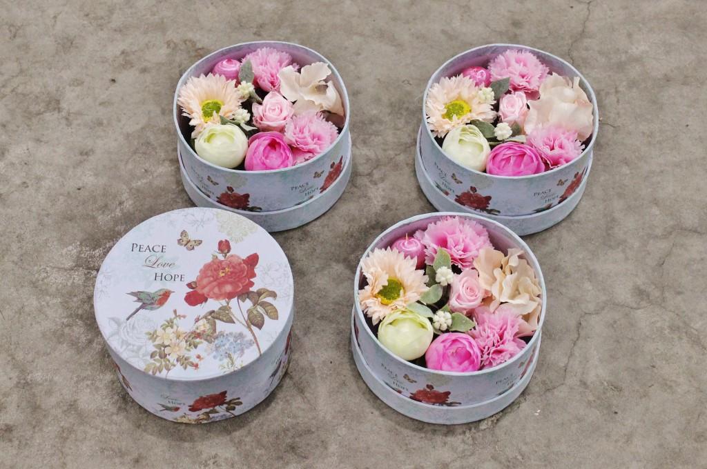 バレンタイン用造花